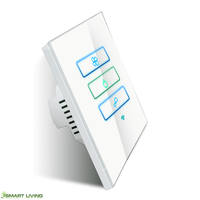 CTEC Wi-Fi Smart fan controller switch with Google Home, Alexa voice control