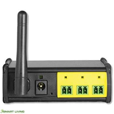 Global Cache iTach / OnControls WiFi to Contact Closure (Relay)