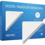 Aeotec Z-Wave Slimline Door / Window Sensor 6 (Gen5)