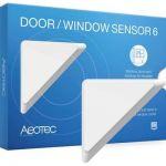 Aeotec Z-Wave Slimline Door / Window Sensor 6 (Gen5)