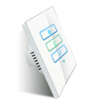 Ctec Wi-Fi voice enabled (Google Home, Alexa) smart fan controller switch