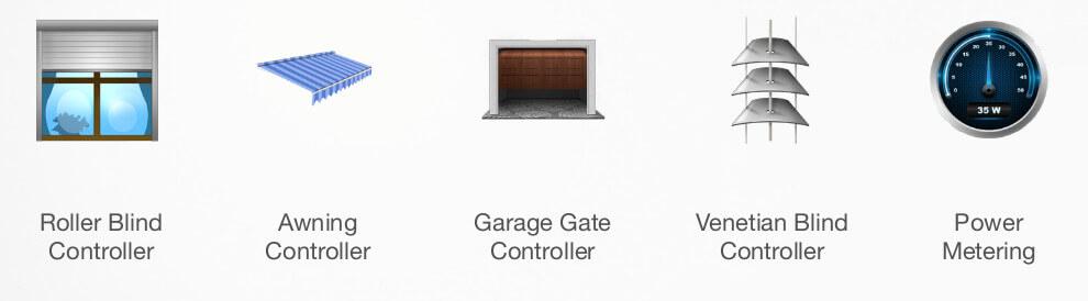 Fibaro Roller Shutter 2 controls